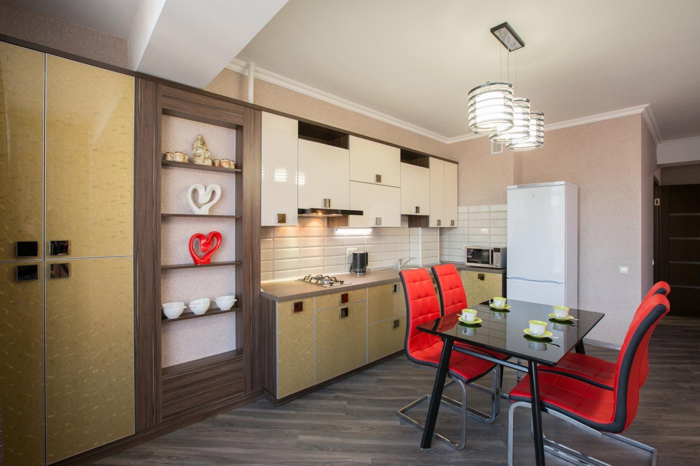 Фото дизайна квартир 53 кв.м